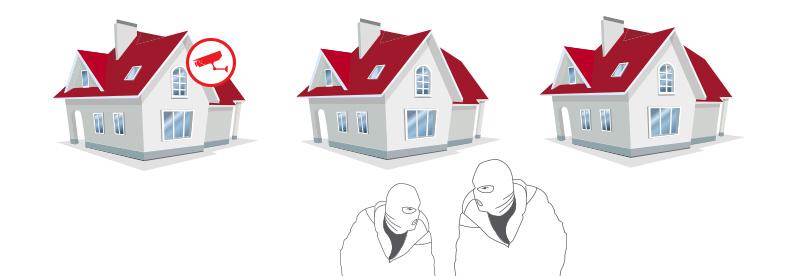 thief house row
