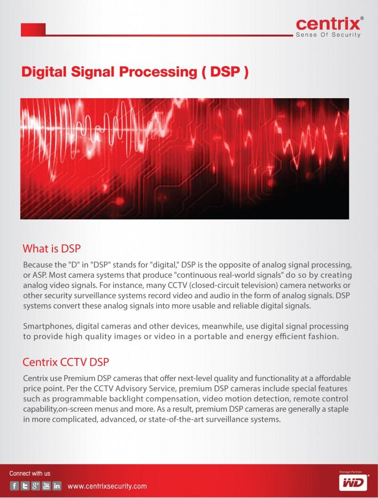 Centrix---Digital-Signal-Processing-(DSP)
