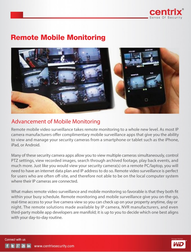 Centrix---Remote-monitoring