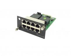 M8G- 8 Ports Full Gigabit RJ45 Ethernet Module
